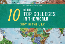 10 of the Top Colleges in the World (NOT in the USA)