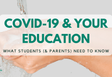 COVID-19 and Your Education – What Students (and Parents) Need to Know