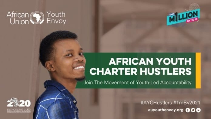 African Union Office of the Youth Envoy Call for African Youth Charter Hustlers 2020