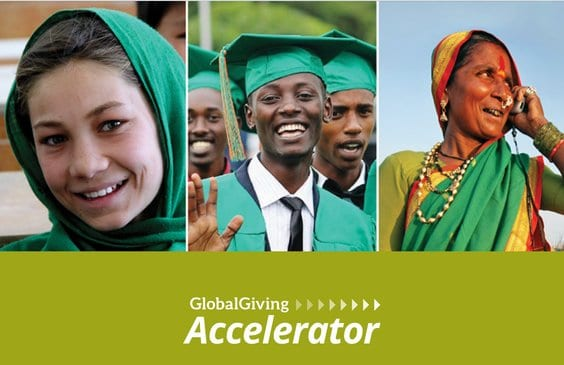 GlobalGiving Accelerator Program – June 2020 (matching funding of $30,000+)