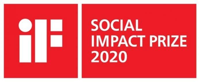 iF Social Impact Prize 2020 (EUR 50,000 prize)