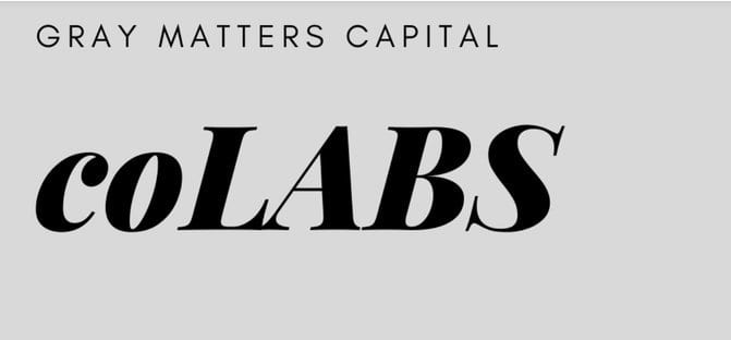 Gray Matters Capital coLABS 2020 for early-stage startups