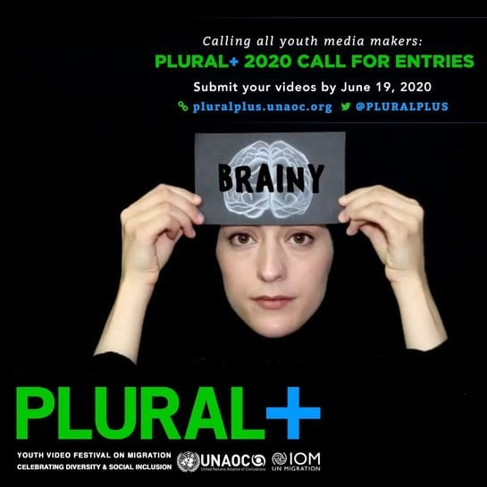 PLURAL+ Youth Video Festival 2020 for youth Media Makers (Fully Funded to Morocco )