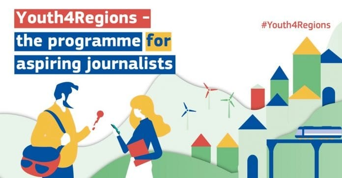 European Commission #Youth4Regions Programme 2020 for Aspiring Journalists (Fully Funded to Brussels, Belgium)