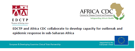 Africa Union/EDCTP Fellowship 2020 for outbreak and epidemic response in sub-Saharan Africa
