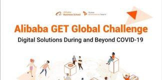 ALU/Alibaba Business School GET Global Challenge 2020 (14,000 USD of business funding & digital economy discovery trip to Alibaba Headquarters in Hangzhou, China)