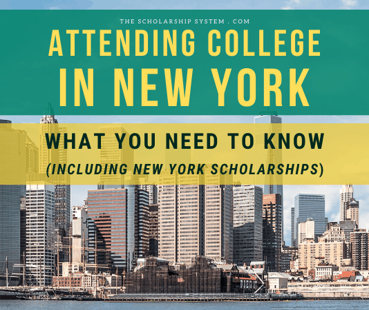 Attending College in New York