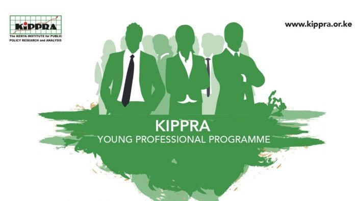 The Kenya Institute for Public Policy Research and Analysis (KIPPRA) Young Professionals  Programme 2020 for young Kenyans