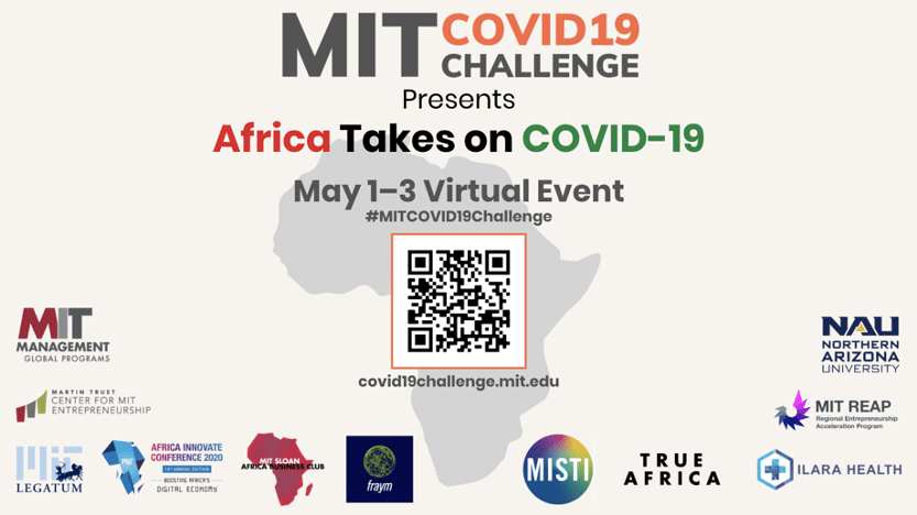MIT's Africa Takes on COVID-19 Challenge 2020