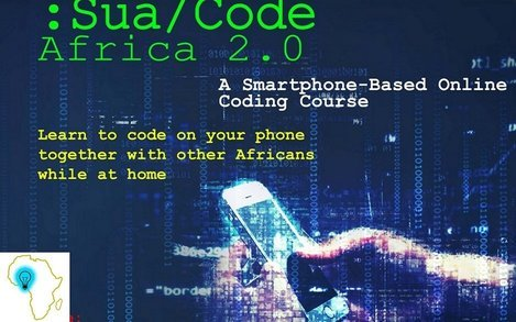 SuaCode Africa 2.0 Smartphone-based online Programming Course 2020 for young Africans (Scholarships available)