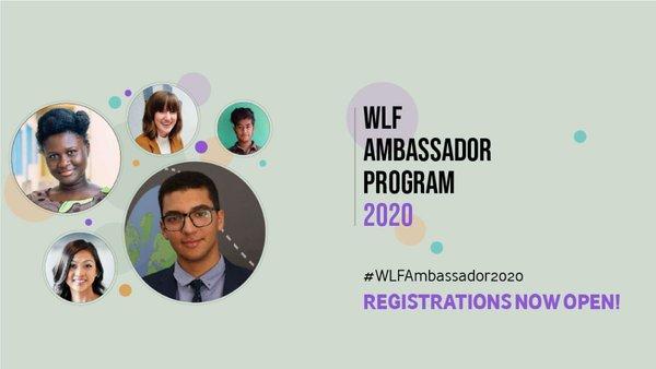 The World Literacy Foundation (WLF) Ambassador Program 2020