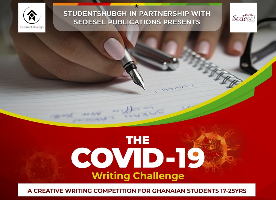 Studentshubgh COVID-19 Writing Challenge 2020 for Ghanaian students