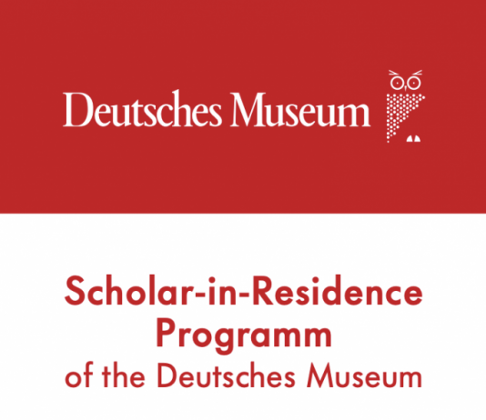 Deutsches Museum Scholar-in-Residence Program 2020 in Munich Germany (Funded)
