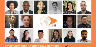 Announcing the Inaugural Cohort of OD International Relations Mentoring Program 2020 – Meet the Fellows