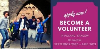 Call for Volunteers: 2020 Eco-Solidarity – ESC Project in Krakow for non-EU citizens (Funded)