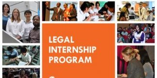 The World Bank Group Vice Presidency Legal Internship Program 2020 for highly-motivated law students
