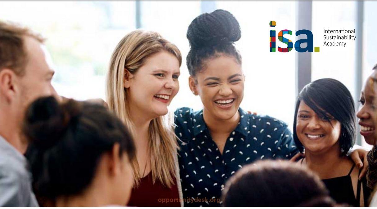 International Sustainability Academy (ISA) Scholarship ...