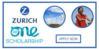 Zurich Insurance One Young World Scholarship to attend OYW Summit 2020 (Fully Funded to Munich, Germany)