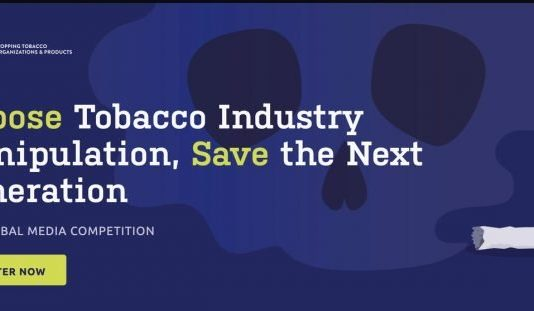 Expose Tobacco Industry Manipulation Global Media Competition 2020 ($USD 11,000 Prize)