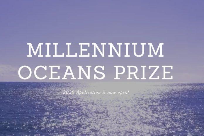 MCN Millennium Oceans Prize 2020 ($5,000 prize)