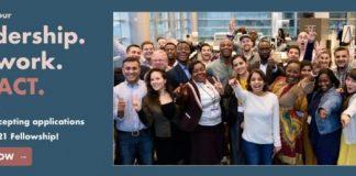 Global Good Fund 2021 Fellowships for young Social Entrepreneurs.