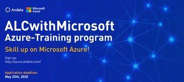 Andela #ALCwithMicrosoft Azure Training Program 2020 for young Technologist in Kenya & Nigeria