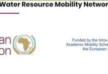 African Water Resources Mobility Network Programme   2020  (Fully Funded)