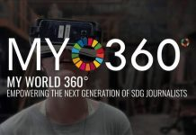 UN SDG Action Campaign/Oculus MY World 360° Media Competition 2020 for Immersive media creators worldwide