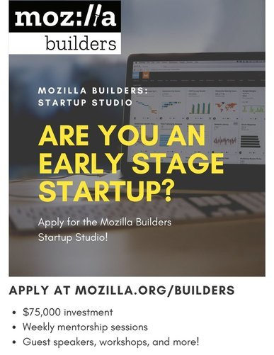 Mozilla's Fix-The-Internet Incubator Program 2020 for   early-stage African startups