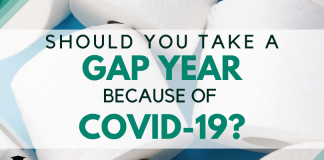 Should You Take a Gap Year Because of COVID-19?