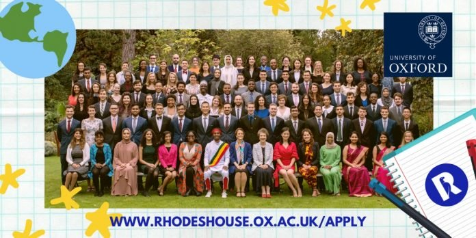 Rhodes Global Scholarships 2021 for Postgraduate Study at the University of Oxford, United Kingdom (Fully Funded)