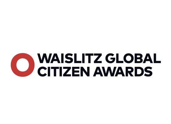 Waislitz Global Citizen Award 2020 ($USD 250,000 cash prize)