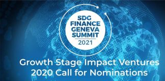 Call for Nominations: UNDP Growth Stage Impact Ventures (GSIV) for SDGs Initiative 2020