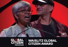 Waislitz Global Citizen Awards 2020 (up to $250,000)