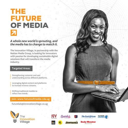 The Future of Media Program Challenge 2020 for young Ugandan Innovators