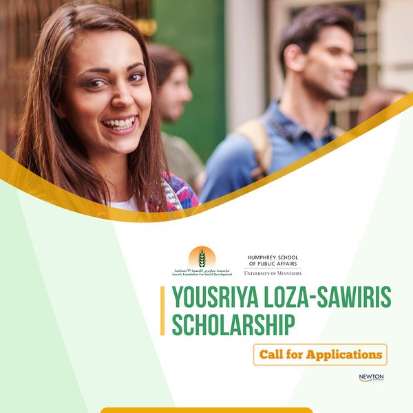Yousriya Loza-Sawiris Scholarship 2020/2021 for Egyptians (Fully Funded for Study in the United States)
