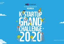 K-Startup Grand Challenge 2020 for Global Startups to enter Korean and international markets (fully-funded)