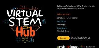 re:learn Virtual STEM Hub 2020 for Schools and STEM Teachers in Nigeria and Kenya