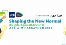 #DigitalAgainstCOVID-19 ADB-AIM Hackathon 2020 for Asians (Win up to $10,000)