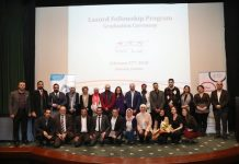 Lazord Fellowship Programme 2020/2021 for Young Leaders in the MENA region