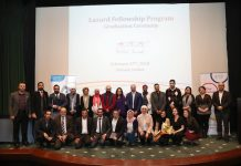 Lazord Fellowship Programme 2020-2021 for Young Leaders in Egypt, Jordan, and Tunisia