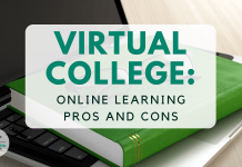 Virtual College: Online Learning Pros and Cons