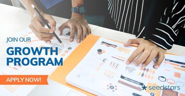 Seedstars Growth Program 2020 for Entrepreneurs (50,000USD in investment)