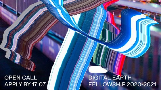 The Digital Earth Fellowship 2020/2021 for young Artists & Scholars (€13,500 in Stipend)
