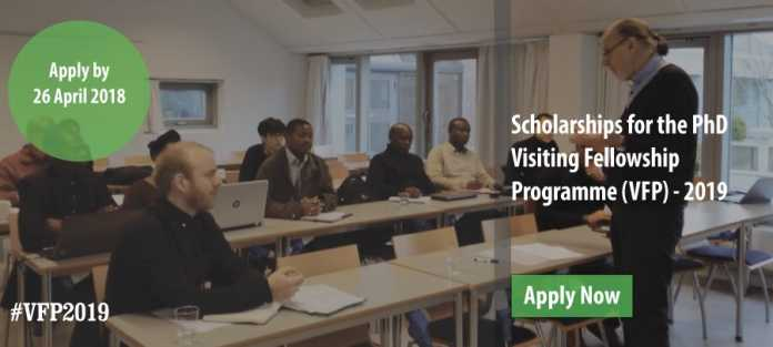 AfricaLics Visiting PhD Fellowships 2021 for Young African PhD Students (Fully Funded to Denmark)