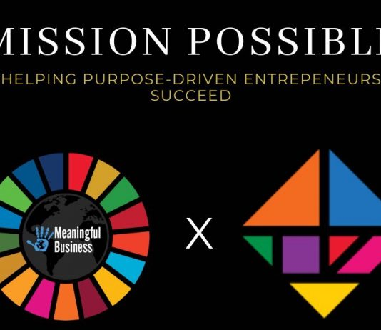 Apply to attend Meaningful Business 2020 Mission Possible Digital Event