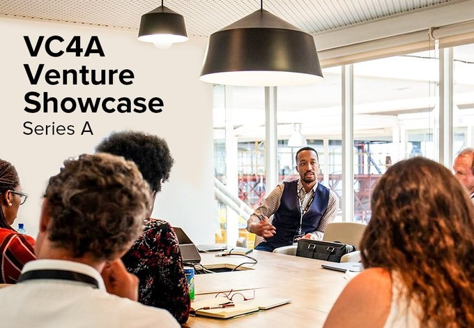 VC4A Venture Showcase – Series A for High-growth African Startups 2020