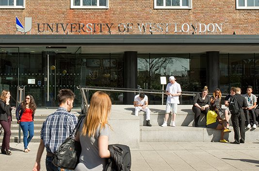 University of West London (UWL) International Ambassador Scholarship 2020 (up to £5,000)