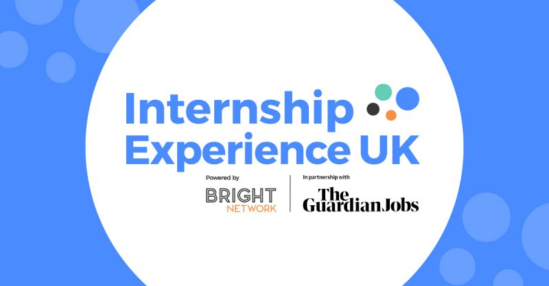 Bright Network Internship Experience UK 2020 for Students and Graduates