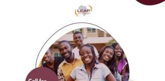 LEAP Africa Youth Leadership Programme 2020 for Nigerian Undergraduate Students